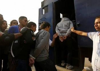 قبيل ذكرى ثورة يناير.. الأمن المصري يشن حملة اعتقالات موسعة