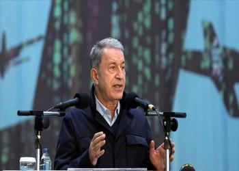 خلوصي أكار: سنواصل مكافحة الإرهاب في شمال العراق