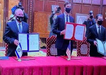 توقيع العثماني على اتفاق التطبيع يفجر انتقادات واسعة