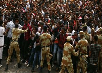 مقتل 100 إثيوبي خلال هجوم مسلح غربي البلاد