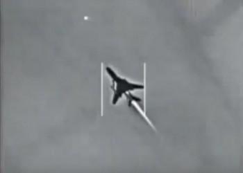 الحوثيون يبثون مشاهد إسقاط طائرة استطلاع سعودية بمأرب اليمنية