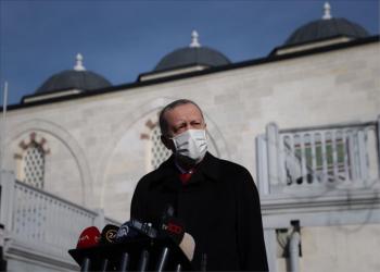 أردوغان: نتطلع لاستمرار علاقة تركياالقوية بروسيا