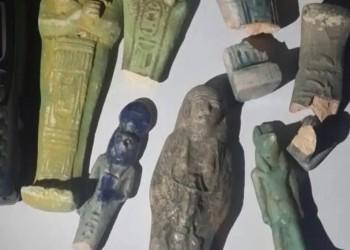 تحقيقات مصرية تكشف خطة القنصل الإيطالي لتهريب 22 ألف قطعة أثرية