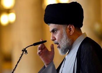 الصدر يطالب بإبعاد العراق عن الصراع الأمريكي الإيراني