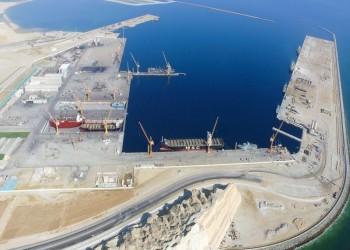 ميناء الدقم العماني جاهز للعمل بكامل طاقته الشهر المقبل