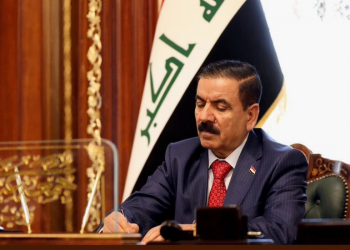 وزير الدفاع العراقي يصل إلى تركيا في زيارة رسمية
