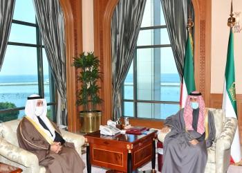 أمير الكويت وعاهل البحرين يتسلمان دعوة الملك سلمان لحضور قمة الرياض