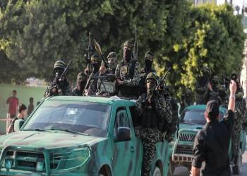 الفصائل الفلسطينية تنظم مناورات مشتركة للمرة الأولى في غزة