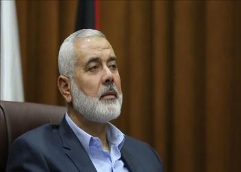هنية يطالب الملك سلمان بالإفراج عن المعتقلين الفلسطينيين