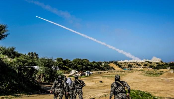 الركن الشديد.. فصائل المقاومة بغزة تنفذ مناورات بالذخيرة الحية