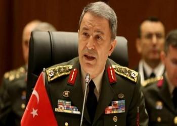 أكار يعلن وصول عسكريين أتراك إلى أذربيجان.. لماذا؟
