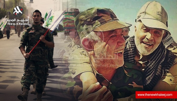 لعبة إيران المزدوجة في العراق