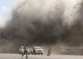 واشنطن تدين هجمات مطار عدن: محاولة خبيثة لزعزعة استقرار اليمن
