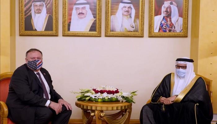 بيان بحريني أمريكي حول إطلاق الحوار الاستراتيجي بينهما
