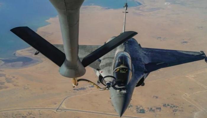 تمرين عسكري.. أول عملية تزود بالوقود جوا بين قطر وأمريكا