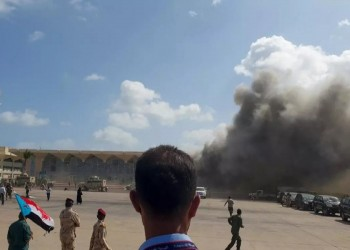 بعد المطار.. محاولات الاستهداف تلاحق الحكومة اليمنية إلى قصر المعاشيق