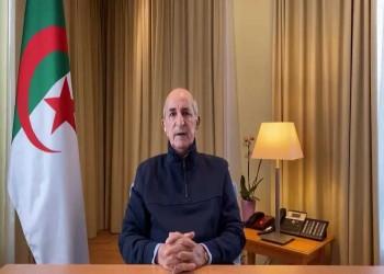 بعد يومين من عودته.. تبون يوقع قانون موازنة الجزائر