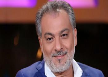 تسليم جثة حاتم علي للسفارة السورية بالقاهرة بعد تشريحها
