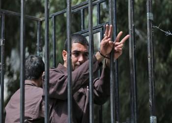 4600 أسير فلسطيني في سجون الاحتلال بنهاية 2020