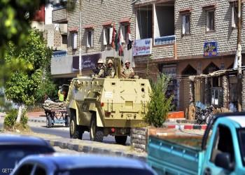 مصر.. مقتل وإصابة عسكريين في هجومين بشمالي سيناء