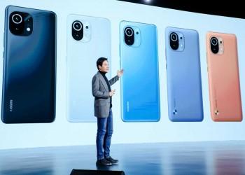 شاومي الصينية تبيع 350 ألف هاتف مي 11 في 5 دقائق