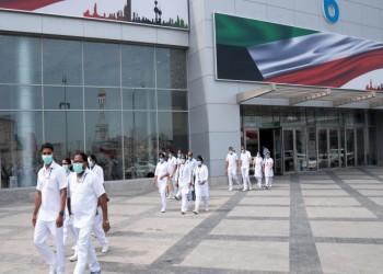 الكويت تدرس إجراءات مشددة لمنع دخول السلالة الجديدة من كورونا
