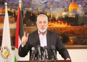 رسميا.. هنية يعلن موافقة حماس على انتخابات فلسطينية بالتوالي