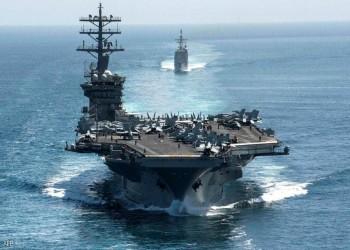 الدفاع الأمريكية: حاملة الطائرات نيميتز ستبقى في مياه الخليج