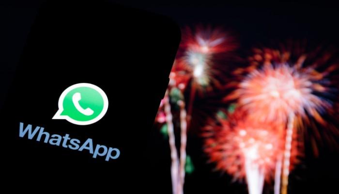 كورونا يحقق لواتس آب عددا غير مسبوق من المكالمات ليلة رأس السنة
