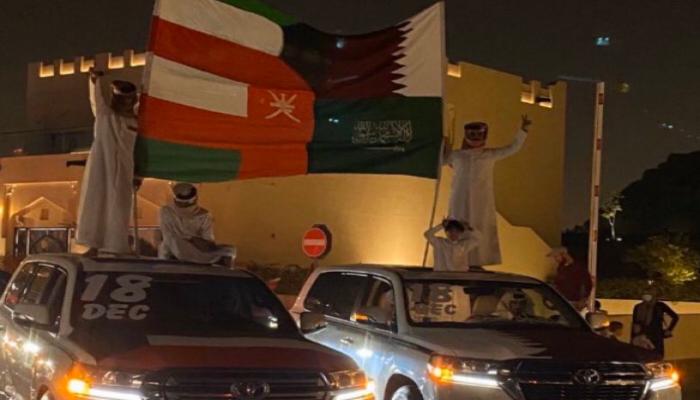 أجواء احتفالية وترحم على أمير الكويت الراحل.. مواقع التواصل تحتفي بأنباء المصالحة الخليجية