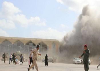 الحوثيون أم المجلس الانتقالي.. من المستفيد وراء تفجيرات مطار عدن؟