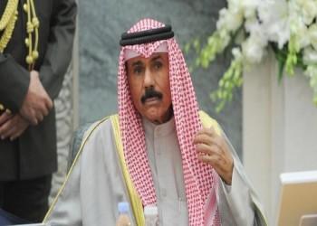 أمير الكويت يغادر السعودية ويشيد ببيان قمة العلا