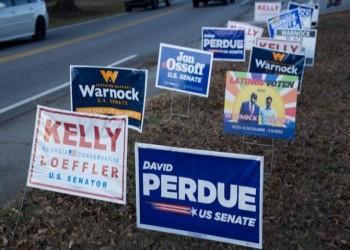 الديمقراطيون يسيطرون على الكونجرس بعد فوز تاريخي بمقعدي جورجيا في الشيوخ