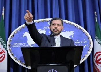 """ردا على بيان القمة الخليجية.. طهران تتهم بعض دول المنطقة بنشر """"الإيرانوفوبيا"""""""