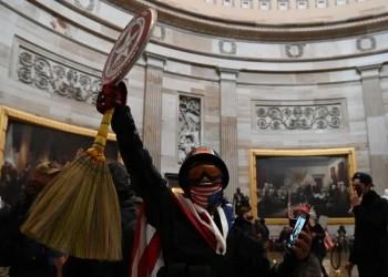 بايدن: اقتحام أنصار ترامب الكونجرس اعتداء على الديمقراطية الأمريكية