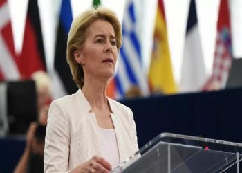 رئيسة المفوضية الأوروبية: بايدن هو من فاز في الانتخابات الأمريكية