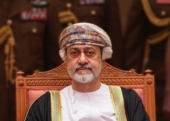 سلطان عمان ووزير الخارجية الأمريكي يبحثان قضايا المنطقة