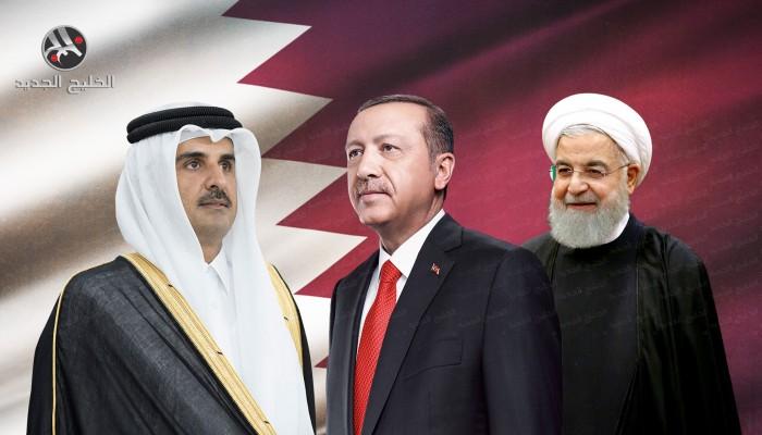 قطر تؤكد: لا مساس بعلاقاتنا مع تركيا وإيران بعد المصالحة الخليجية