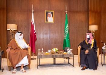 هيرست: التطبيع والعرش وراء مصالحة بن سلمان مع قطر