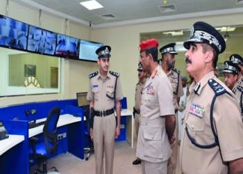 شرطة عمان تدشن 3 أنظمة إلكترونية تتعلق بجودة العمل