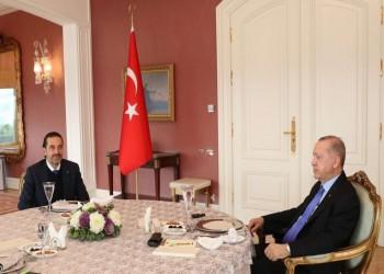 أبرزها إعمار بيروت.. أردوغان والحريري يبحثان عدة ملفات مهمة