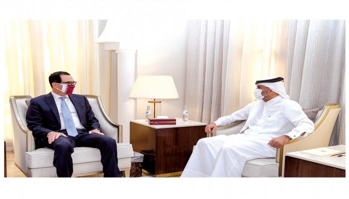 قطر وأمريكا تتفقان على إنشاء منتدى اقتصادي مشترك