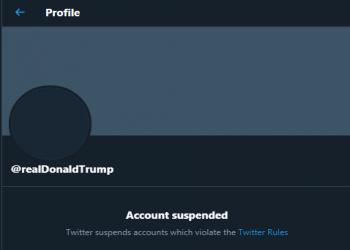 الحصار يزداد.. تويتر يغلق حساب ترامب بشكل دائم