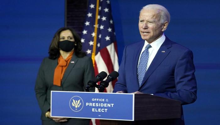 جو بايدن يعتبر عدم حضور ترامب لتنصيبه أمرا جيدا