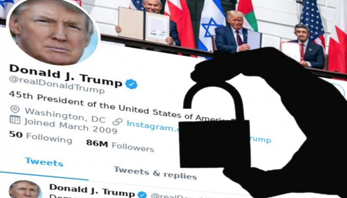ترامب يهبط بأسهم تويتر
