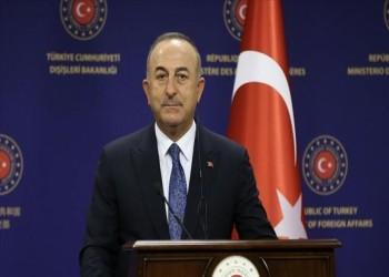 جاويش أوغلو: تركيا لا تتجزأ عن أوروبا.. ومستعدون للحوار مع اليونان