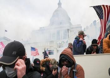 بين غوغاء ترامب ومظاهرات «ديكتاتوره المفضل» السيسي