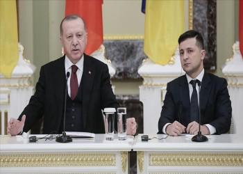 أردوغان يرد على زيلينسكي بعد إطلاق سراح البحارة الأوكرانيين في ليبيا