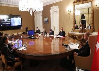 أردوغان: تركيا ترى مستقبلها في الأسرة الأوروبية