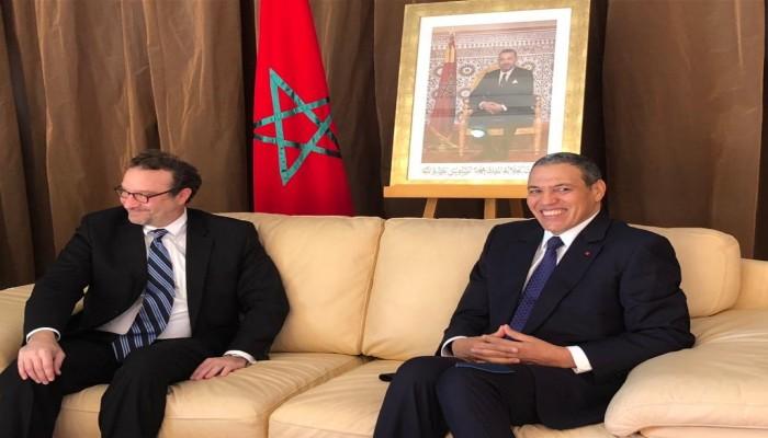 مسؤول أمريكي من الصحراء الغربية: علاقتنا بالمغرب أقوى من أي وقت مضى